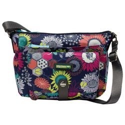 Lily Bloom Sunflower Peace Christina Crossbody Handbag