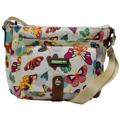 Lily Bloom Butterfly Twister Christina Crossbody Handbag