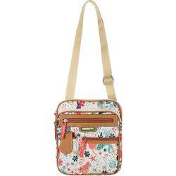 Lily Bloom Gigi Sea Garden Crossbody Handbag