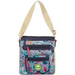 Lily Bloom Night Owl Bella Crossbody Handbag