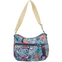 Lily Bloom Night Owl Kathryn Hobo Handbag