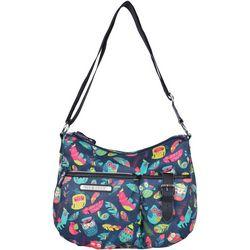 Lily Bloom Kathryn Flock Together Hobo Handbag