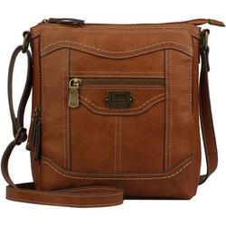 Eagle Rock Organizer Crossbody Handbag