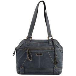 B.O.C. Rogerstone Charging Satchel Handbag
