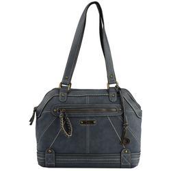 Rogerstone Charging Satchel Handbag