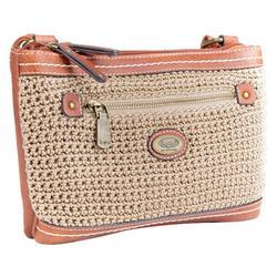 Woodley Piano Crossbody Handbag