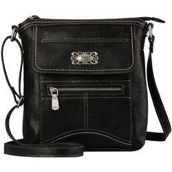 B.O.C. Bronson Organizer Crossbody Handbag