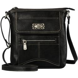 Bronson Organizer Crossbody Handbag