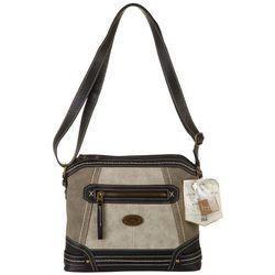 B.O.C. Cronton Crossbody Charging Handbag