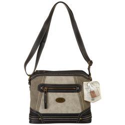 Cronton Crossbody Charging Handbag