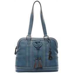 B.O.C. Patron Ridge Satchel Handbag