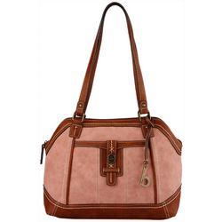 B.O.C. Denville Satchel Handbag
