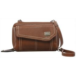 B.O.C. Amherst Organizer Crossbody Handbag