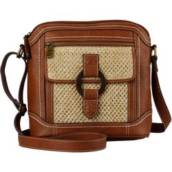 Lakewood Panel Crossbody Handbag