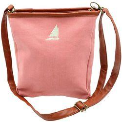 Dennis East Sailboat Crossbody Handbag