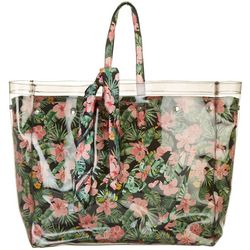 Madden Girl Floral Vacay Tote