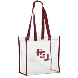 Florida State Clear Stadium Tote by DESDEN