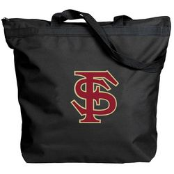 Florida State Zipper Tote By Desden