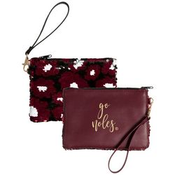 Florida State Claire Sequin Wristlet By DESDEN