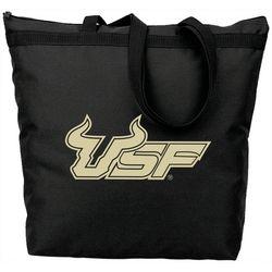 USF Bulls Zipper Tote by Desden