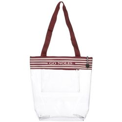 Florida State Striped Stadium Tote by DESDEN
