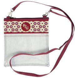 Florida State Clear Gameday Crossbody by DESDEN