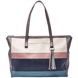Relic Bria Colorblock Tote Handbag