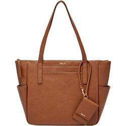 Relic Piper Solid Tote Handbag