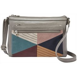 RELIC by Fossil Evie East West Triangles Crossbody Handbag