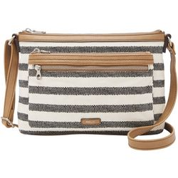 RELIC by Fossil Evie Striped Crossbody Handbag