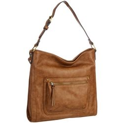 Tinsley Solid Shoulder Tote Handbag