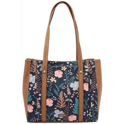 RELIC by Fossil Floral Print Bailey Tote Handbag