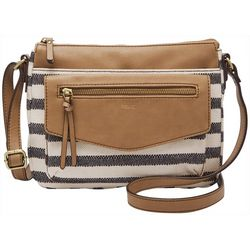 RELIC by Fossil Allie Striped Crossbody Handbag