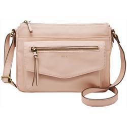 Allie Solid Crossbody Handbag