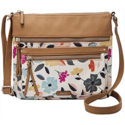 Riley Floral Crossbody Handbag