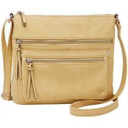 Riley Solid Crossbody Handbag