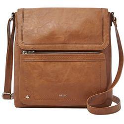 Evie Flap Crossbody Handbag