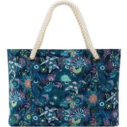 Sakroots Bayside Reversible Tote Handbag