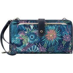Sakroots Large Smartphone Seascape Crossbody Handbag