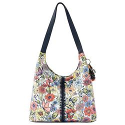 Sakroots Hermosa Bloom Hobo Bag