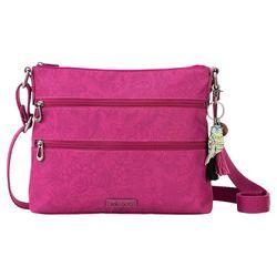 Sakroots Basic Paisley Crossbody Handbag
