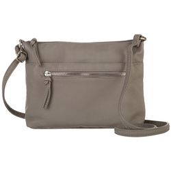 Bueno Grainy  Zip Crossbody Handbag