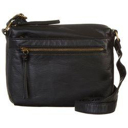 Bueno Soft Washed Grain Crossbody Handbag