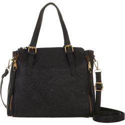 Bueno Vegan Leather Satchel Handbag