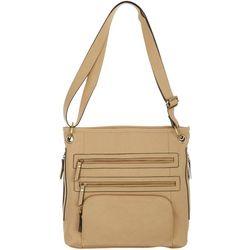 Bueno Vegan Leather Convertible Shoulder Handbag