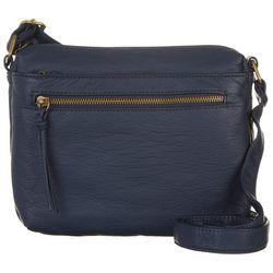Bueno Grained Washed Small Crossbody Handbag