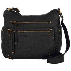 Bueno Washed Cargo Shoulder Handbag