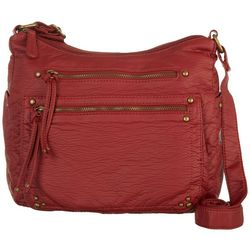 Bueno Washed Cargo Shoulder Handbag