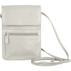 Great American Leather Womens Leather Crossbody