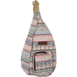 Unionbay Aztec Print Sling Backpack